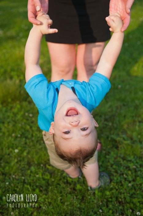 CLP_Noah_upside_down