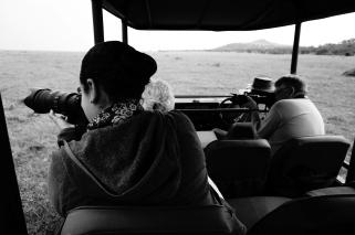 Photo safari in Tanzania, taken with my little Sony by Timothy F. Lloyd